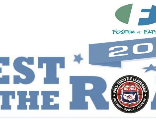 "Foster+Fathom ""Best of the Road"" 2013 – INFLUENCE"
