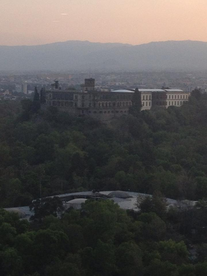 Chapultepec Castle - Mexico City