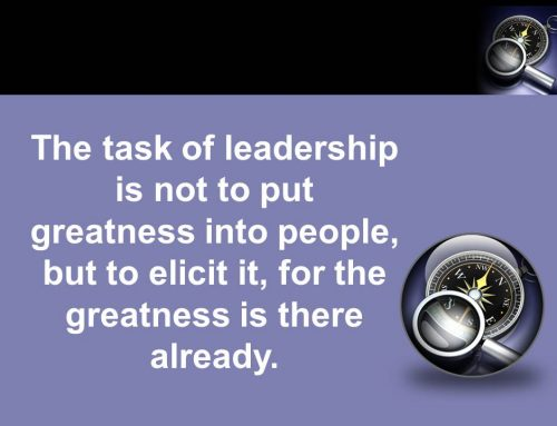Lessons from The Leadership Compass